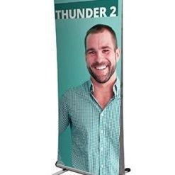 Thunder Outdoor Roller Banner