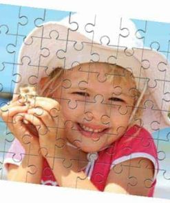 Personalised Jigsaw A4 Glossy (60 pieces)
