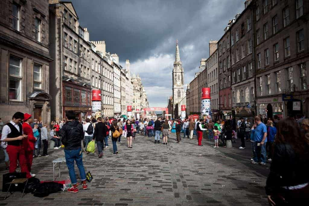 Edinburgh Fringe flyers, posters and promotional printing