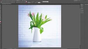 3 contour cutting Tulip vase | Fantasy Prints