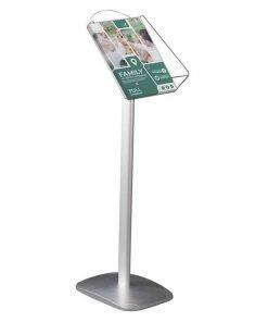 Decorative Brochure Stand (portrait)
