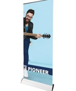 Pioneer Roller Banner Stand