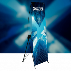 Xscape Tension Banner Stand