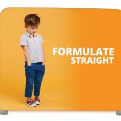 Formulate Straight Fabric Exhibition Stand