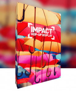 Impact Hop-Up Fabric Trade Exhibition Stand