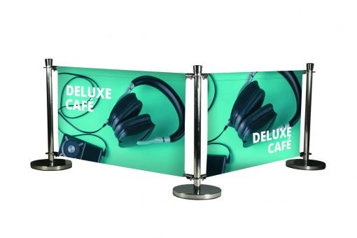 Cafe Barrier - Barriers for cafes