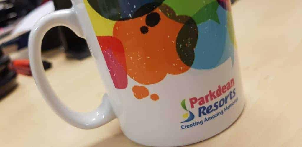 Parkdean Resorts Printed Mug