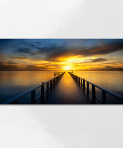 Panoramic Personal Canvas Print
