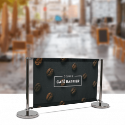 Deluxe Café Barrier EXTENSION KIT