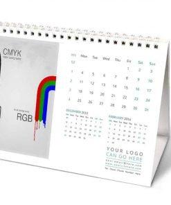 A5 Desk Calendars Personalised Printed