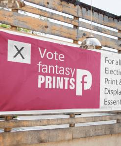 Banner Printing – Premium PVC Banner Vinyl
