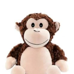 Huggles The Monkey Personalised Cubby