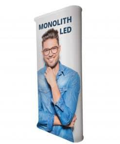 Formulate Monolith LED 360 degrees Freestanding Light Box