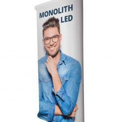 Formulate Monolith LED 360 degrees Freestanding Light Box