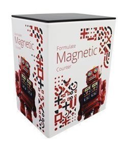 Formulate Magnetic Counter with fabric graphic