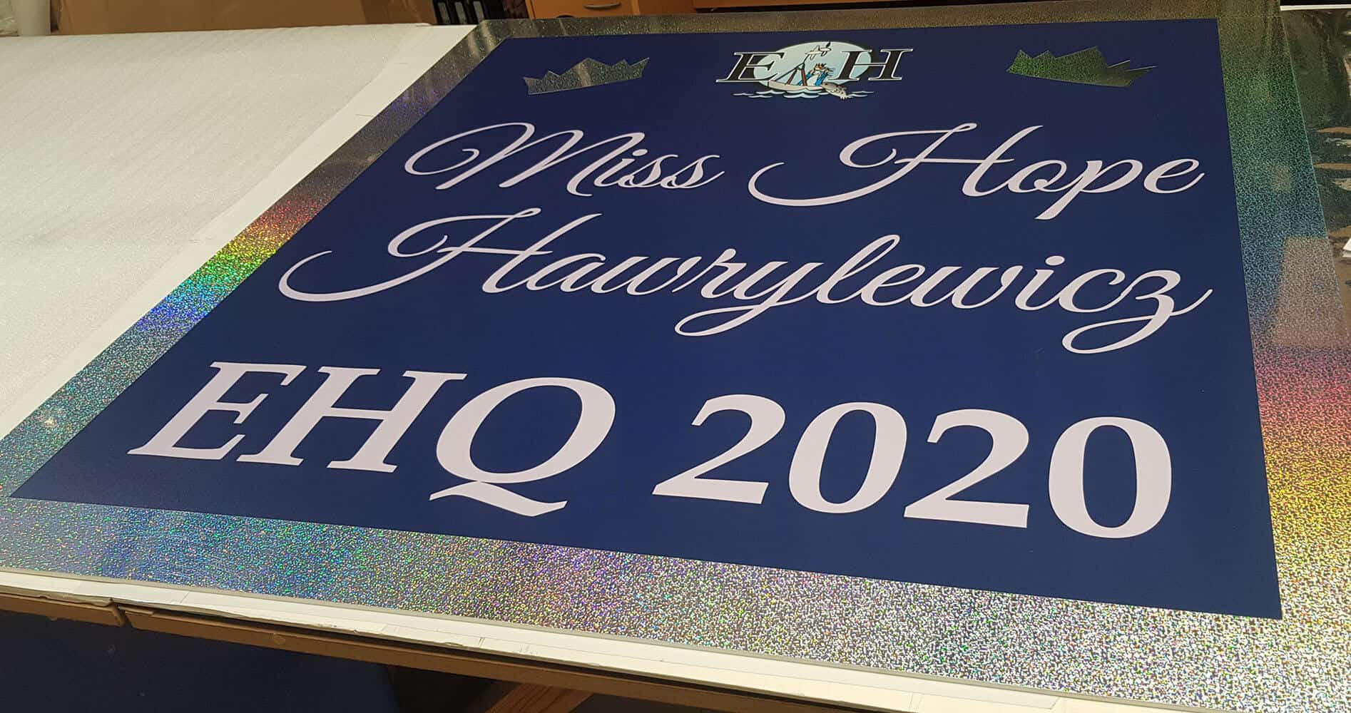 EH2020 House Festival Board