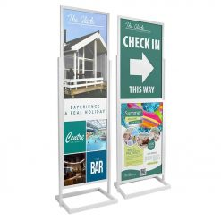 Poster Pillar – great way to display your posters