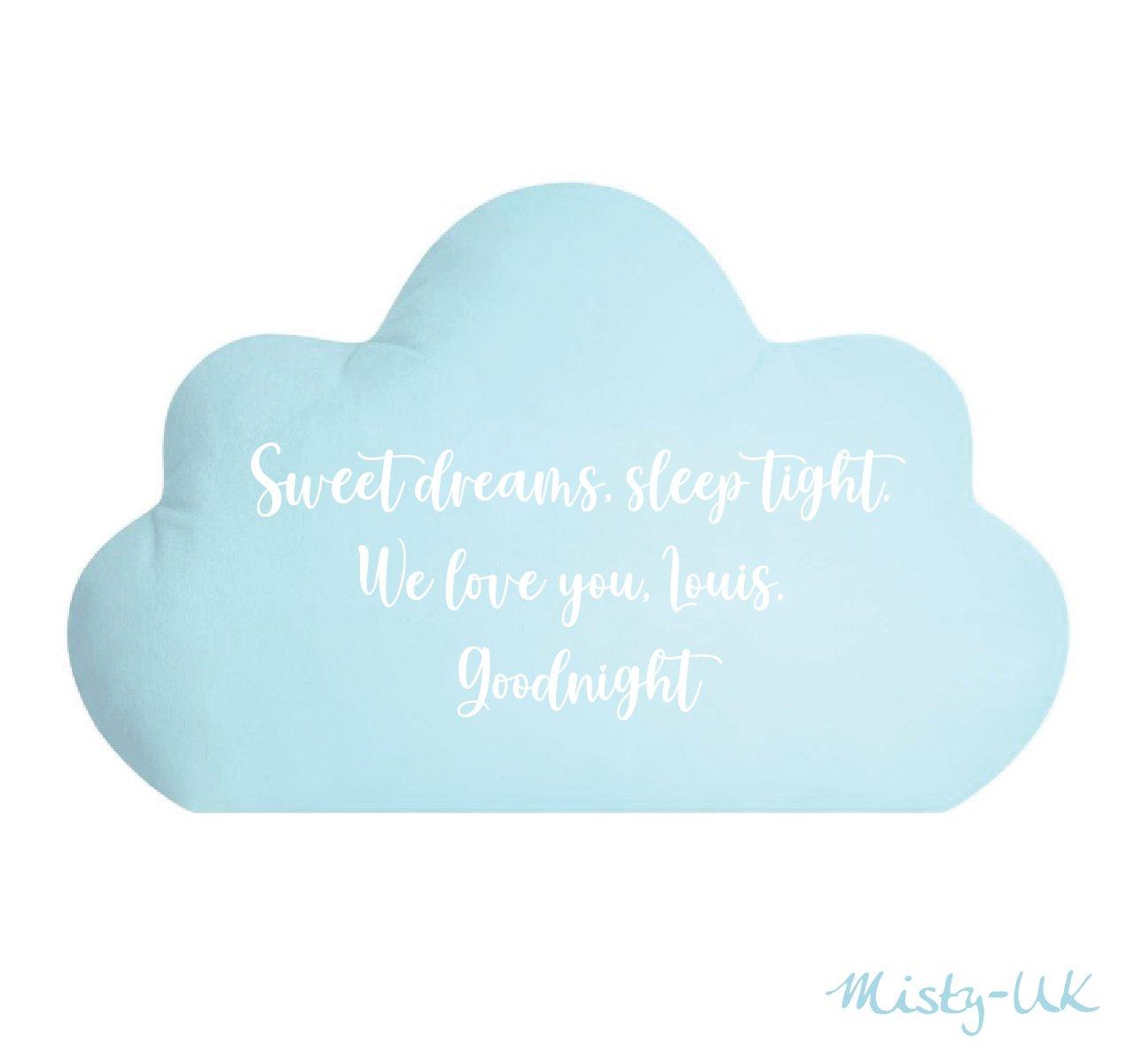 Sweet Dream Sleep Tight